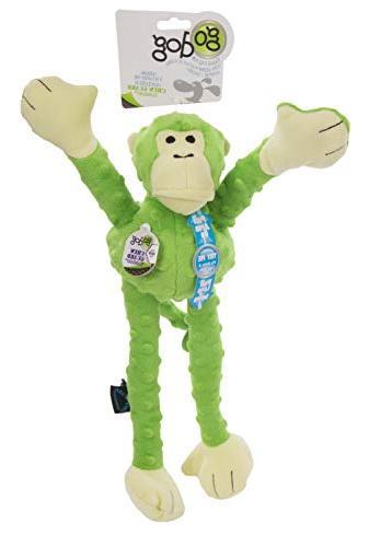 goDog Crazy with Tough Plush Toy, Large
