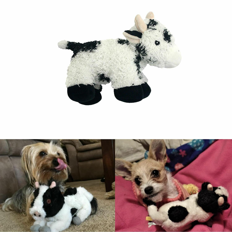 Cow Dog Toy Pet Toys Animal Sound 7x4