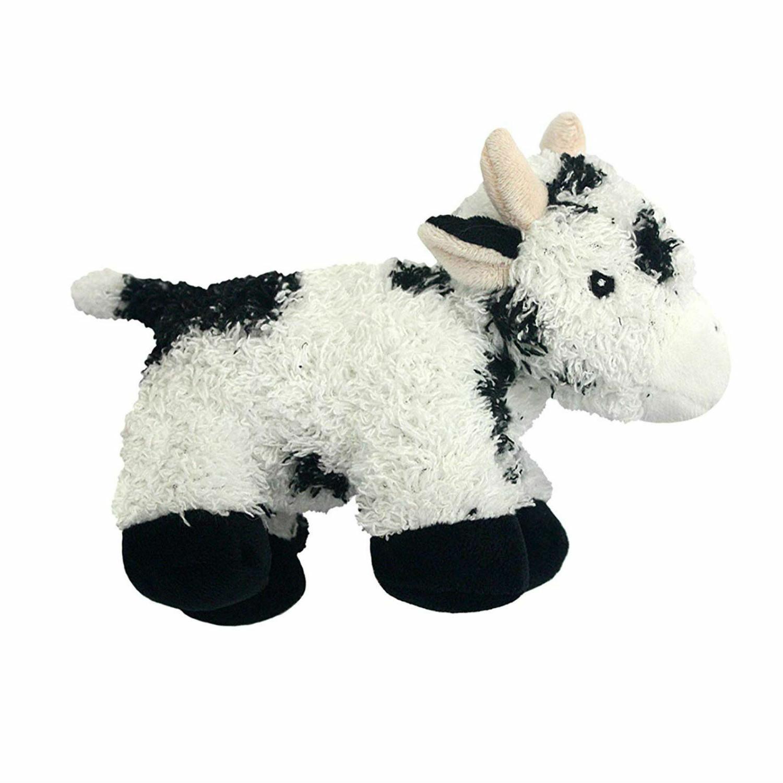 Multipet Look Whos Talking Cow Pet Toys