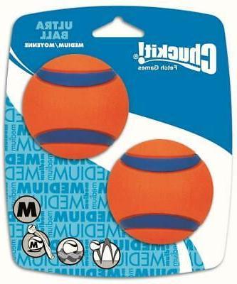 New Ultra Dog Floats Orange Blue Medium