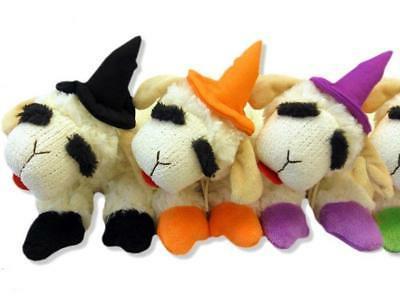NEW Halloween Dog Lamb in Orange, Black Multipet