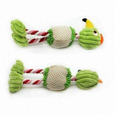 New Cute Pet Puppy Toy Cotton Bird Doll Toys