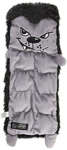 Kyjen Outward Hound 2558 Squeaker Mat Halloween Wolf 8 Squea