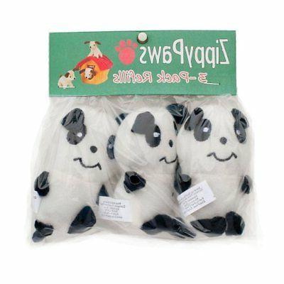 panda plush toy squeaky