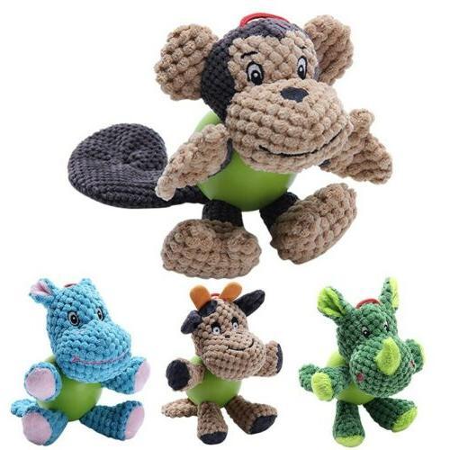 Puppy Chew Dog Toys Cotton Bite Toys