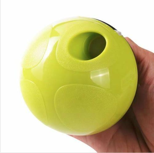 Pet Dog Food Dispenser Puzzle Treat Ball US