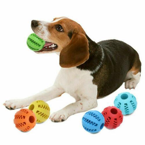 pet dog puppy cat training dental toy
