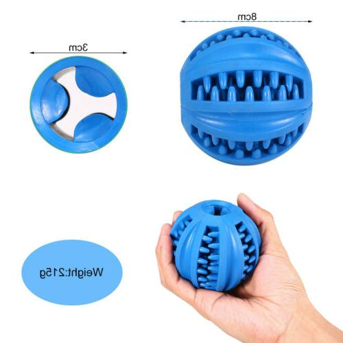Pet Tough-Treat Food Interactive Puppy Play Toys