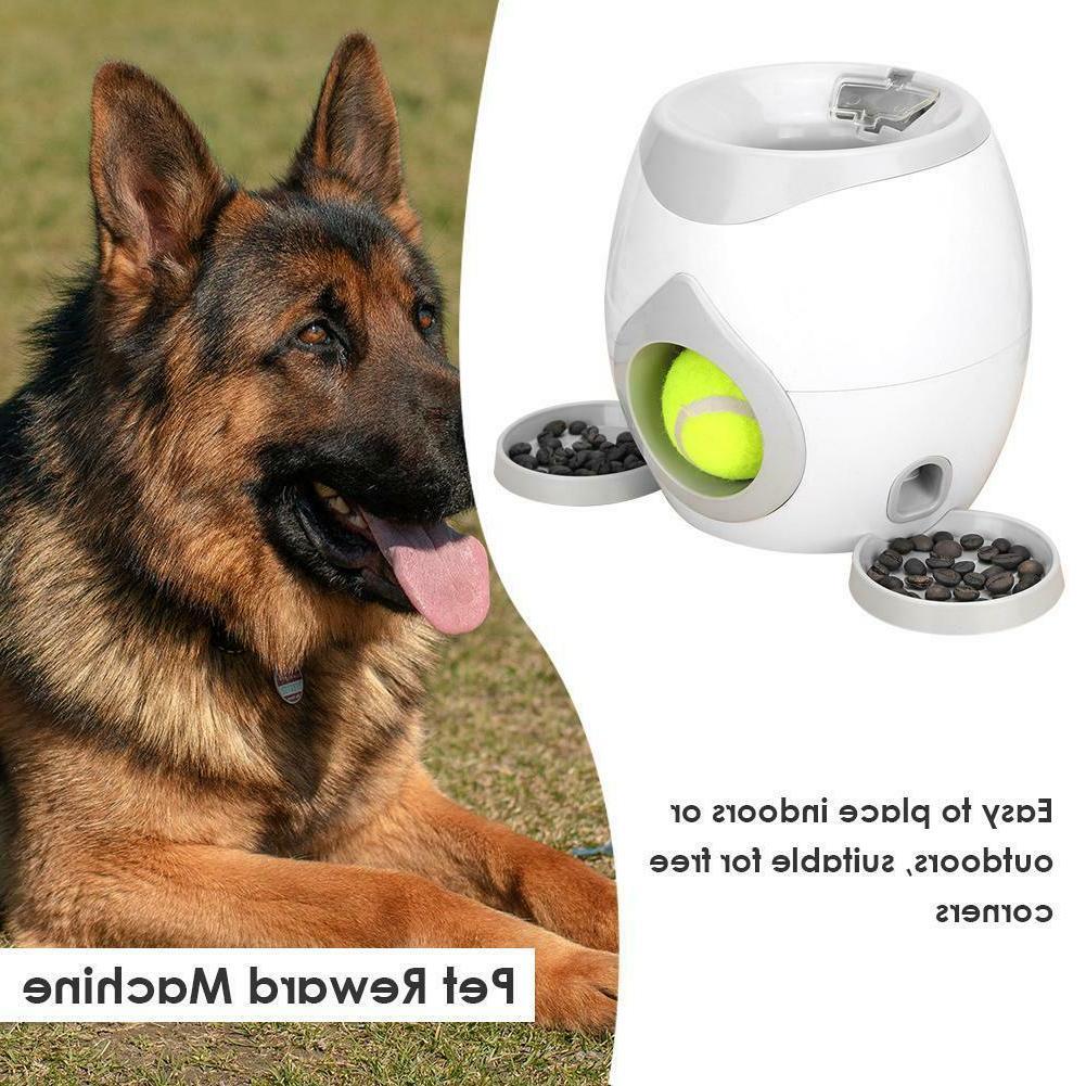 Pet Dog Tennis Launcher Interactive