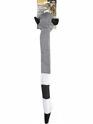 pet dso5922 skinneeez durable racoon