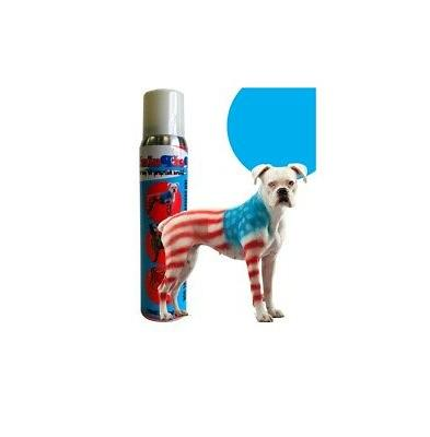 pet pain for dog and pets blue