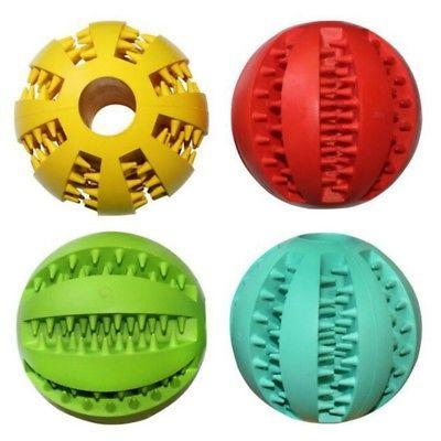 Pet Chew Treat Bite Training Rubber Toys