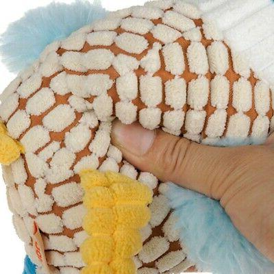 Pet Puppy Funny Bird Dogs Chew Squeak Fabric Sound