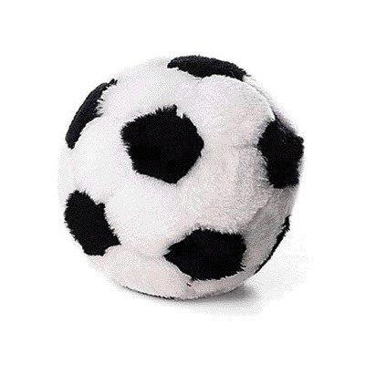 Plush Soccerball Dog Toy