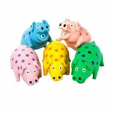 polka dot globlet pig dog