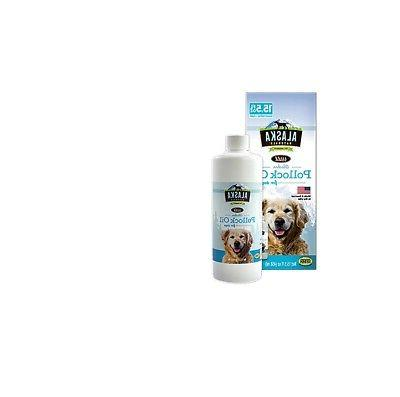 pollock oil for dogs achieving a shiny