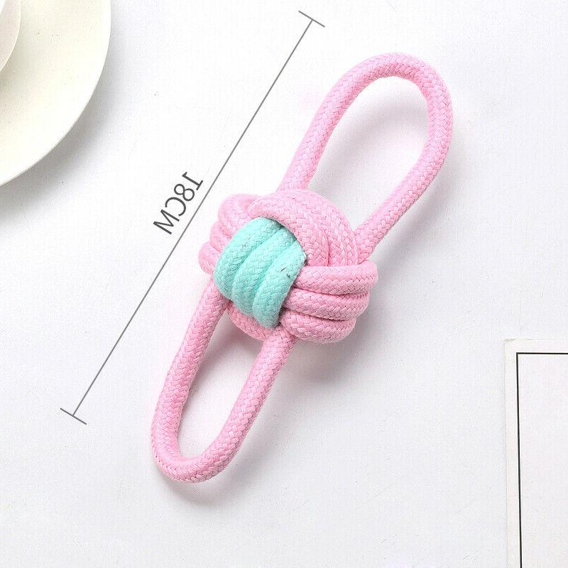 Pretty Rope Toys for Puppy Small Medium Dog. PCS