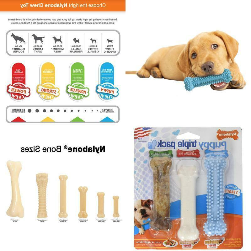 Puppy Chew Toys Starter Packs For Teething Puppies 6 Months