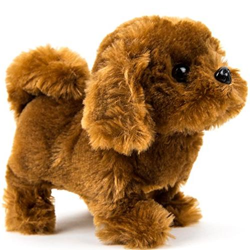 puppy plush dog toy