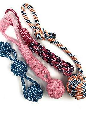 Set of 8 Heavy Duty Teething Toys for and Large