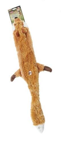 Ethical Skinneeez Jumbo Animals Stuffingless Dog Toy, 36-Inc
