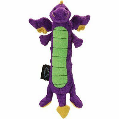 skinny dragons purple toy