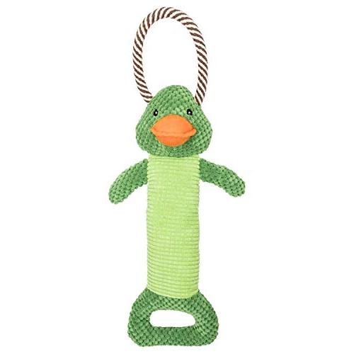 snugs durable dog toy double