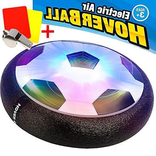 soccer hover ball game
