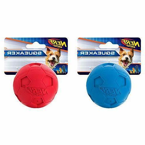 soccer squeak ball toy