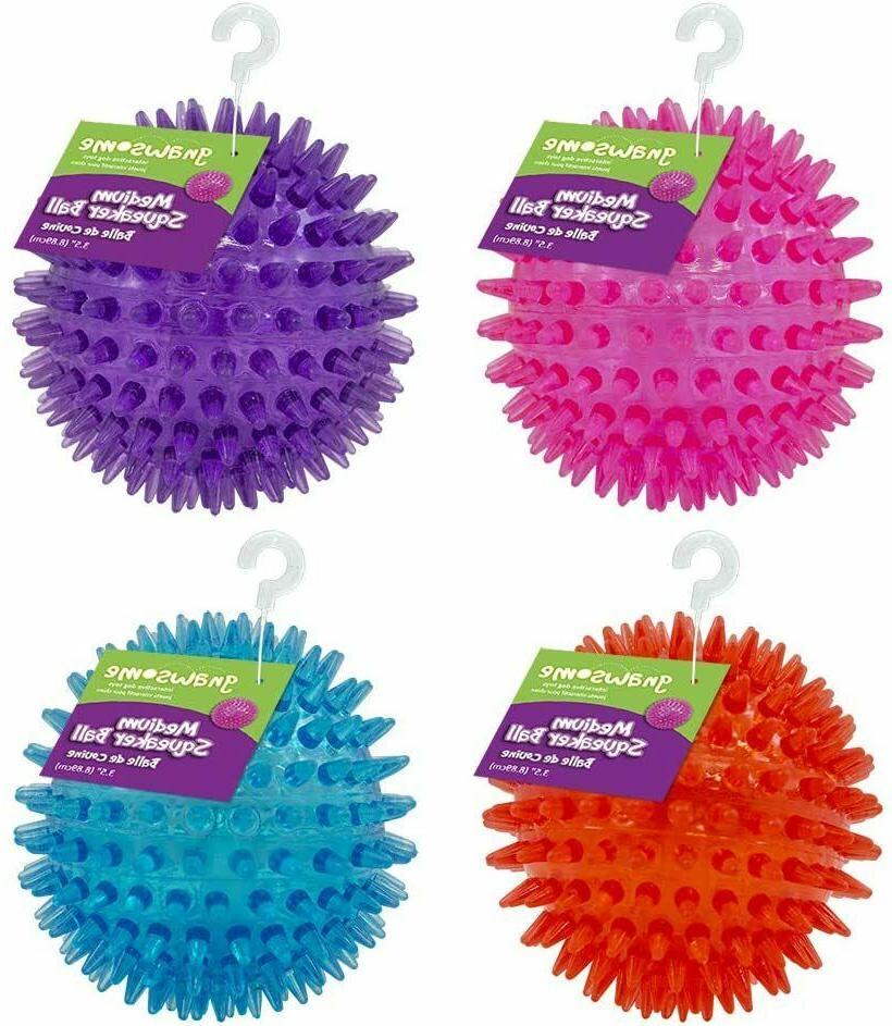 Gnawsome Toy - Helps teeth -Assorted - Great Fun!