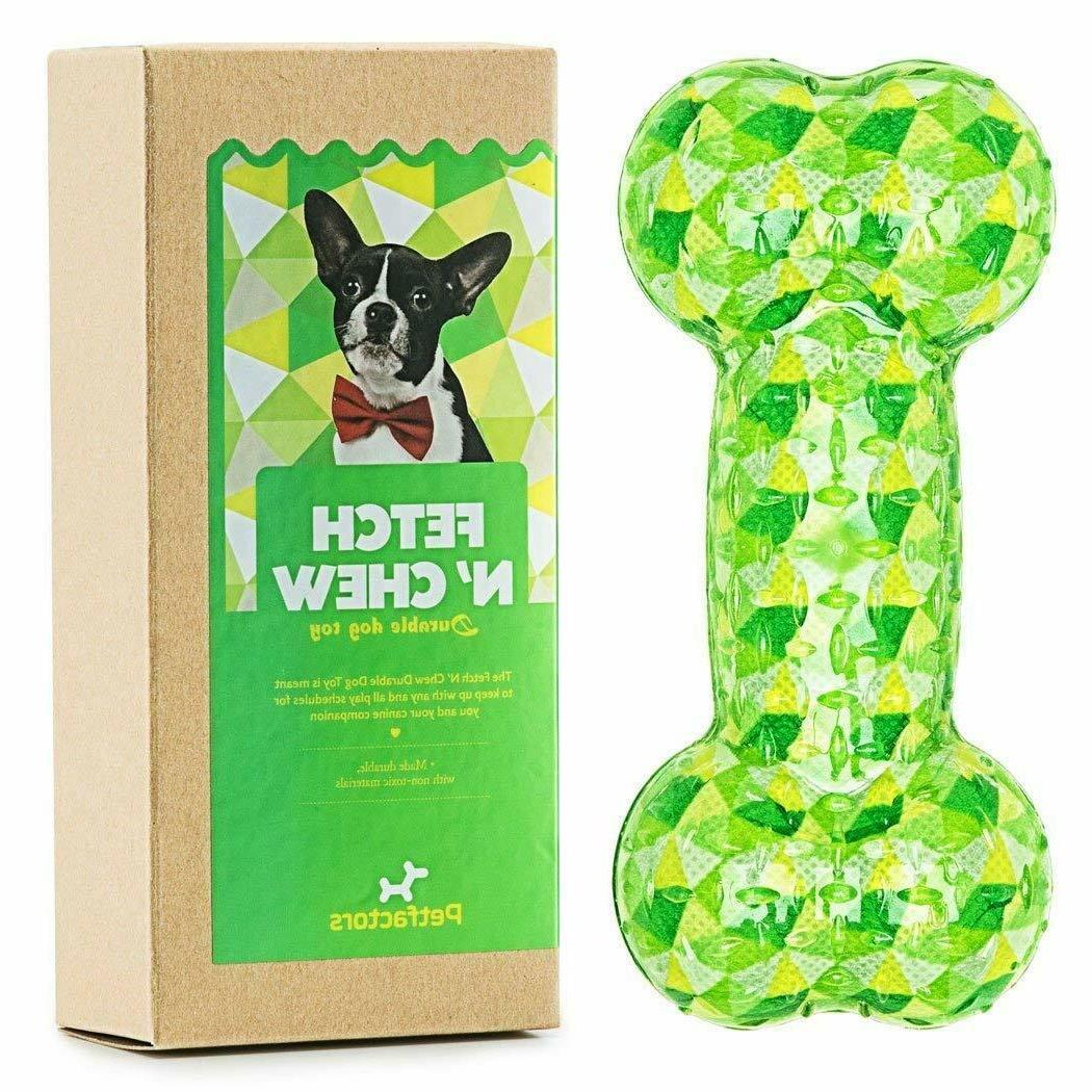 Squeaky Dog Chew Toys Floating Chewing Cleaning &