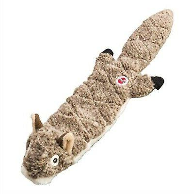 squirrel mini skinneeez stuffingless quilted