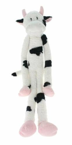 Multipet Swingin Slevin XXL Oversized 30-Inch Spotted Cow Pl