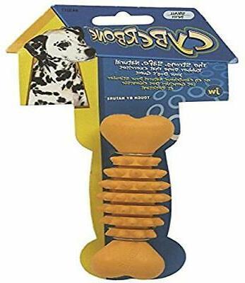 tough cyberbone dog toy assorted