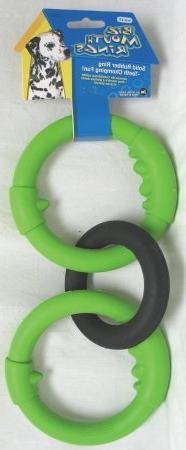 Triple Big Mouth Rings