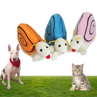 US Funny Chew Play Squeaky Plush Dog Toys