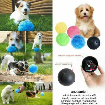 Magic Roller Ball Toy Automatic Pets Dog Cat Active Rolling