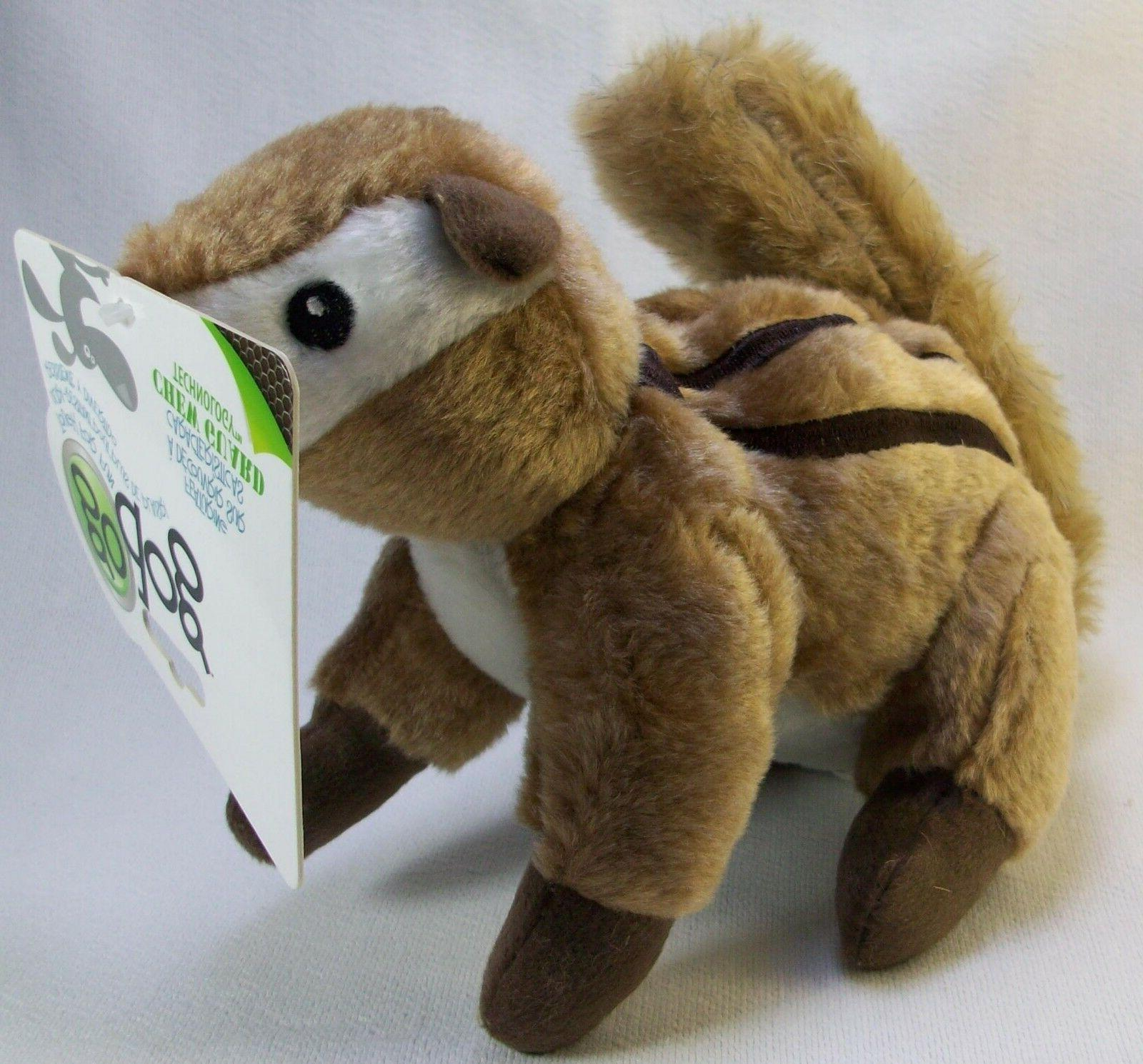 GoDog Dog Toy with Brand