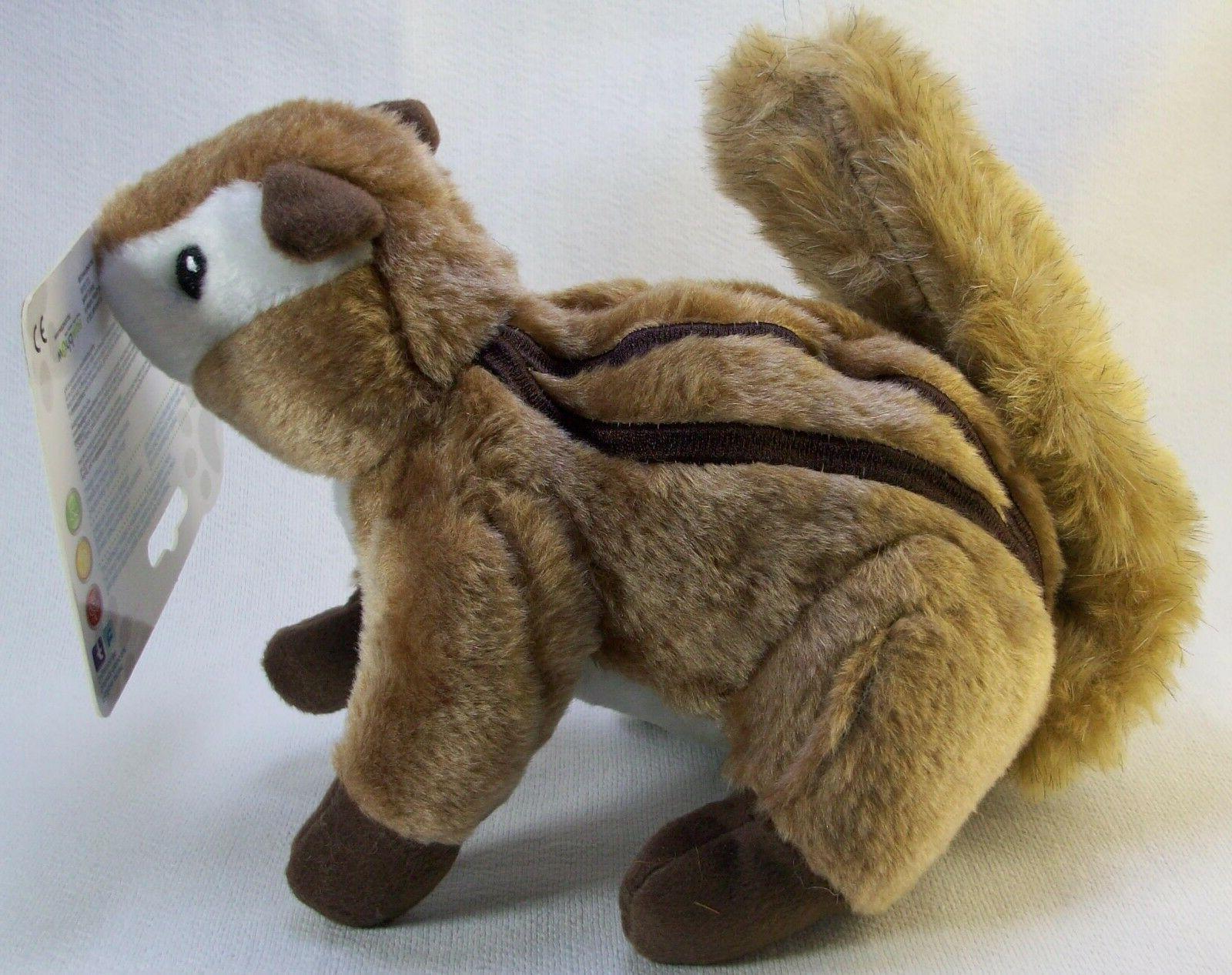 GoDog goDog Wildlife Dog Squeaker Toy Chew Guard Brand New