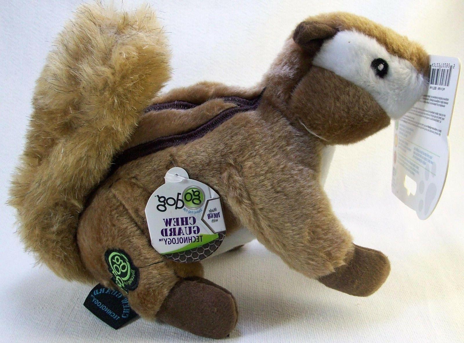 wildlife chipmunk dog toy squeaker dog toy