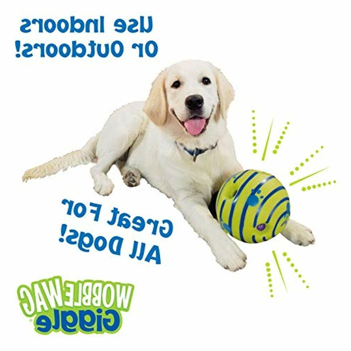Allstar Innovations Giggle Ball, Dog As