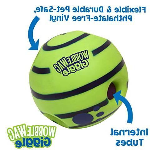 Allstar Wobble Giggle Ball, Toy, As Seen