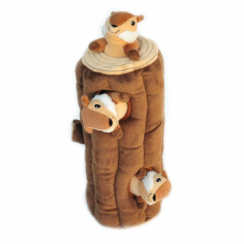 ZippyPaws Friends Interactive Squeaky Seek