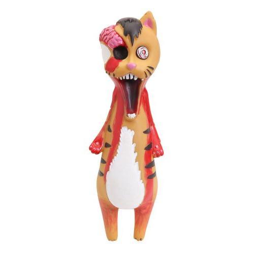 zombie fever vinyl dog toy