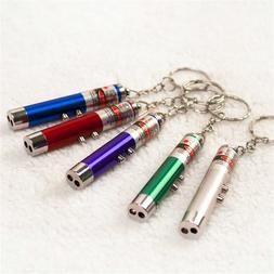 Laser Pointer Pen Red beam light for cats dogs pet Presentat