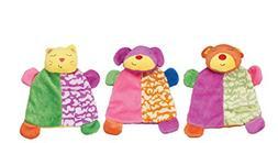 lil spots plush blanket toys