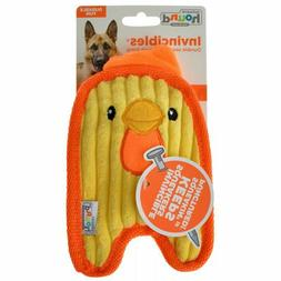 LM Outward Hound Invincibles Minis Chicky Dog Toy 1 Count -