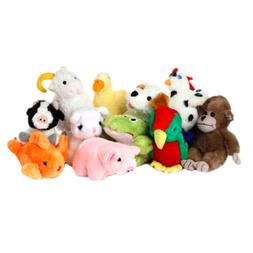 MultiPet Look Who is Talking Dog interactive plush Talking t