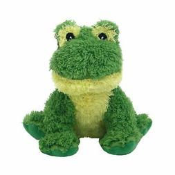Multipet Look Who's Talking Dog Toy, Frog