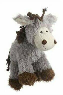 mane event donkey plush dog
